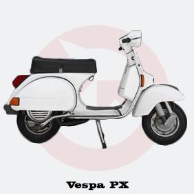 Vespa PX